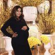 Eva Longoria, enceinte, a posté cette photo pour ses 43 ans le 15 mars 2018