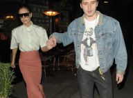 Victoria Beckham : Maman chic avec son fils aîné Brooklyn