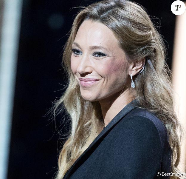 Laura Smet - 43ème cérémonie des Cesar à la salle Pleyel à Paris, le 2 mars 2018. © Dominique Jacovides - Olivier Borde / Bestimage