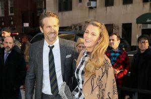 Blake Lively : Canon avec Ryan Reynolds pour un ciné en amoureux