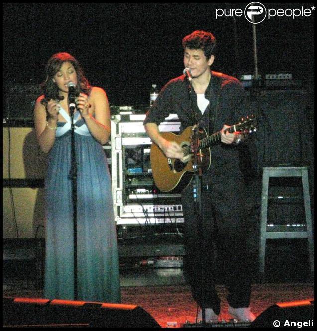 John Mayer durant la soirée de charité One Splendid Evening à Los Angeles le 26 mars 2009