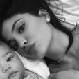 Kylie Jenner et sa fille Stormi Webster Jenner, via Instagram le 23 mars 2018.
