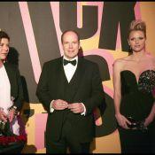 La princesse Caroline de Monaco super branchée... Découvrez son look rock'n'roll !