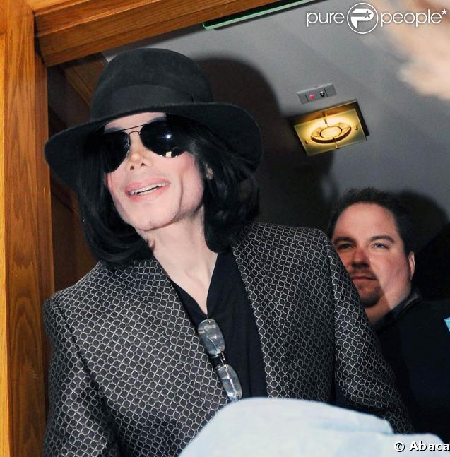 Michael Jackson a changé d'avis : il ne veut plus vendre ses souvenirs !