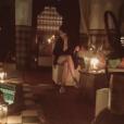 Pauline Ducruet lors d'un dîner au Dar Marjana à Marrakech en mai 2016 lors d'un long week-end de détente, photo Instagram.