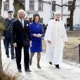 Le roi Carl XVI Gustaf et la reine Silvia de Suède ont assisté dans la matinée du 7 avril 2018 à l'église Adolf Fredriks à Stockholm à une messe célébrée par Antje Jackelen à la mémoire des victimes de l'attentat au camion-bélier perpétré un an plus tôt, le 7 avril 2017, dans la rue piétonne Drottninggatan.