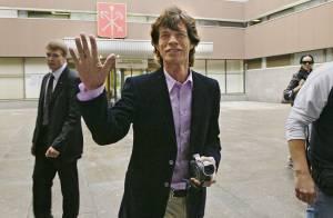 Mick Jagger et Martin Scorsese en ouverture du festival du film de Berlin