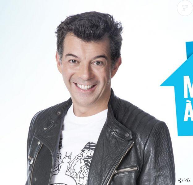 """""""Maison à vendre"""", émission de M6 présentée par Stéphane Plaza."""