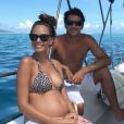 Jérémy Florès et Hinarini de Longeaux, Miss Tahiti 2012, ici dans une photo Instagram du 18 janvier 2018, ont annoncé le 9 avril 2018 sur Facebook la naissance de leur premier enfant, une petite fille prénommée Hinahei.