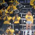 Beyonce en concert au Coachella Valley Music And Arts Festival à Indio le 14 avril 2018.