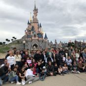 The Voice 7 : Maëlle, Frédéric Longbois, Xam... complices à Disneyland Paris !