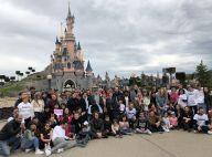 The Voice 7 : Maëlle, Frédéric Longbois, Xam... complices à Disneyland Paris !