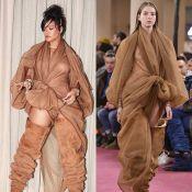 Rihanna : Ultrasexy en robe transparente à Coachella
