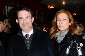 Manuel Valls et Anne Gravoin séparés après douze ans d'amour