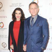 Rachel Weisz enceinte à 48 ans : Elle attend son 1er enfant avec Daniel Craig !