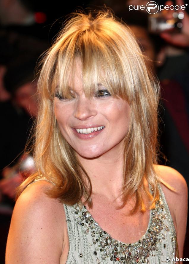 Kate Moss va faire la fête !