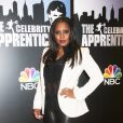 """Keshia Knight Pulliam - Tapis rouge de l'émission """"The Celebrity Apprentice"""" à New York, le 5 janvier 2015."""