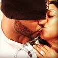Keisha Knight Pulliam et son fiancé Ed Hartwell