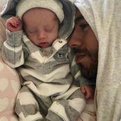 Enrique Iglesias : Télé et Ligue des champions avec ses jumeaux Lucy et Nicholas