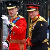 Mariage du prince Harry : William annoncé témoin... avec une photo casserole