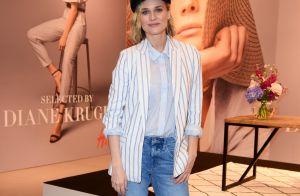 Diane Kruger : Styliste ravissante pour H&M, elle lance sa collection