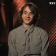 """Xam Hurricane lors du deuxième live de """"The Voice 7"""" (TF1) samedi 28 avril 2018."""