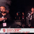 "Casanova lors du deuxième live de ""The Voice 7"" (TF1) samedi 28 avril 2018."