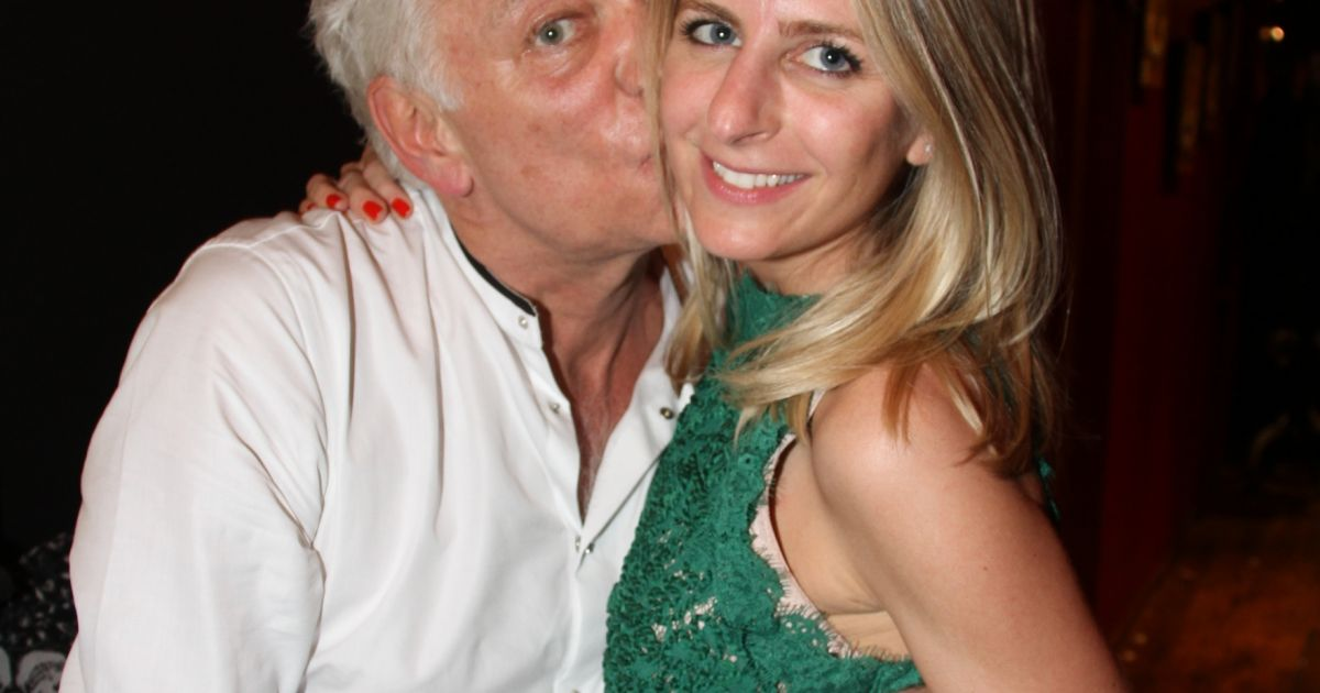 Laurent boyer et sa nouvelle compagne marl ne c l brit s la soir e d 39 anniversaire des 50 ans - Laurent boyer sa fille ...