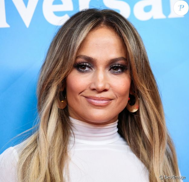 "Jennifer Lopez au ""2018 NBC Universal Summer Press Day"" à Universal City, le 2 mai 2018."