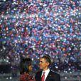En août 2008 Michelle Obama portait déjà une robe Thakoon