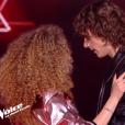 "Xam finaliste de ""The voice 7""; samedi 5 mai 2018, TF1"