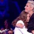 "Maëlle finaliste de ""The Voice 7"", samedi 5 mai 2018, TF1"