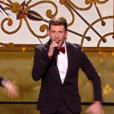 """Casanova et Frédéric Longbois - demi-finale de """"The Voice 7"""", samedi 5 mai 2018, TF1"""