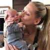 Anna Kournikova maman : Elle dévoile une photo hallucinante de sa grossesse