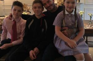 David Beckham : Le cadeau à 5000 euros de sa fille de 6 ans