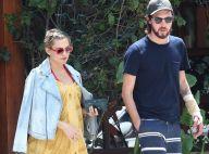 Kate Hudson, enceinte : Déjeuner en amoureux avec Danny