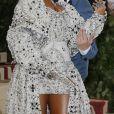 Stefano Tonchi et Rihanna au Met Gala à New York, le 7 mai 2018. © Charles Guerin / Bestimage
