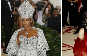 Met Gala 2018 : Rihanna, Katy Perry et Nicki Minaj en mettent plein la vue !