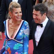 Laura Tenoudji-Estrosi : Radieuse, elle ose le décolleté plongeant à Cannes