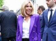 Brigitte Macron : Bain de foule, selfies... Accueil de star en Allemagne !