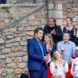"""Exclusif - Javier Bardem pour le film """"Everybody Knows"""" - Enregistrement de l'émission """"On n'est pas couché"""" à la Villa Domergue lors du 71ème Festival International du Film de Cannes le 9 mai 2018. L'émission sera diffusée le vendredi 11 mai à 23h35. © Philippe Doignon/Bestimage"""
