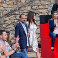 """Exclusif - Asghar Farhadi, Penelope Cruz pour le film """"Everybody Knows"""" - Enregistrement de l'émission """"On n'est pas couché"""" à la Villa Domergue lors du 71ème Festival International du Film de Cannes le 9 mai 2018. L'émission sera diffusée le vendredi 11 mai à 23h35. © Philippe Doignon/Bestimage"""