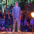"""Exclusif - Eddy de Pretto présente son dernier album """"""""Cure"""" - Enregistrement de l'émission """"On n'est pas couché"""" à la Villa Domergue lors du 71ème Festival International du Film de Cannes le 9 mai 2018. L'émission sera diffusée le vendredi 11 mai à 23h35. © Philippe Doignon/Bestimage"""