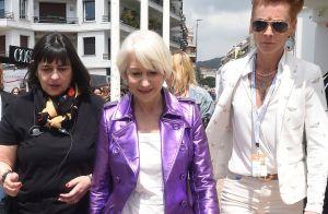 Helen Mirren - Cannes 2018 : Chute spectaculaire (encore !) sur la Croisette !