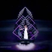 Eurovision 2018 : Un homme arrache en direct le micro de la candidate anglaise