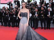 Cannes : Charlotte Le Bon ose la transparence, Nicole Scherzinger majestueuse