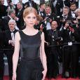 Clémence Poesy - Montée des marches du film «Blackkklansman» lors du 71ème Festival International du Film de Cannes. Le 14 mai 2018 © Borde-Jacovides-Moreau/Bestimage