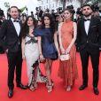 Sabrina Ouazani - Montée des marches du film «Blackkklansman» lors du 71ème Festival International du Film de Cannes. Le 14 mai 2018 © Borde-Jacovides-Moreau/Bestimage