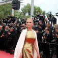 Judit Masco - Montée des marches du film «Blackkklansman» lors du 71ème Festival International du Film de Cannes. Le 14 mai 2018 © Borde-Jacovides-Moreau/Bestimage