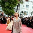 Jane Fonda - Montée des marches du film «Blackkklansman» lors du 71ème Festival International du Film de Cannes. Le 14 mai 2018 © Borde-Jacovides-Moreau/Bestimage